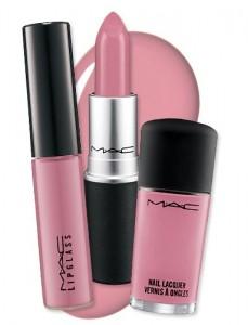 pink makup