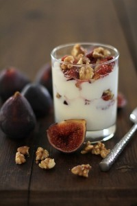 healthy fig juice