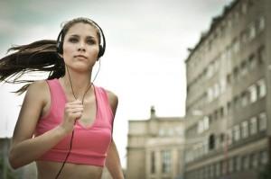 fitness + music