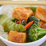 vegetables with tofu