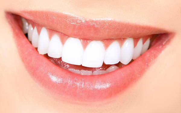 healthy teeth for healthy smile