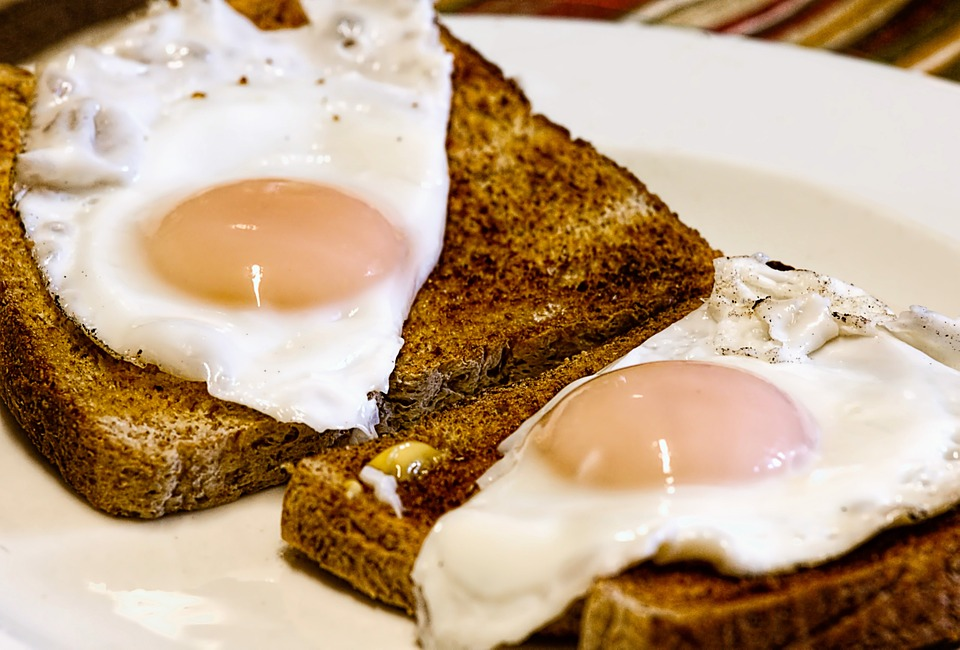 eggs as part of healthy nutrition