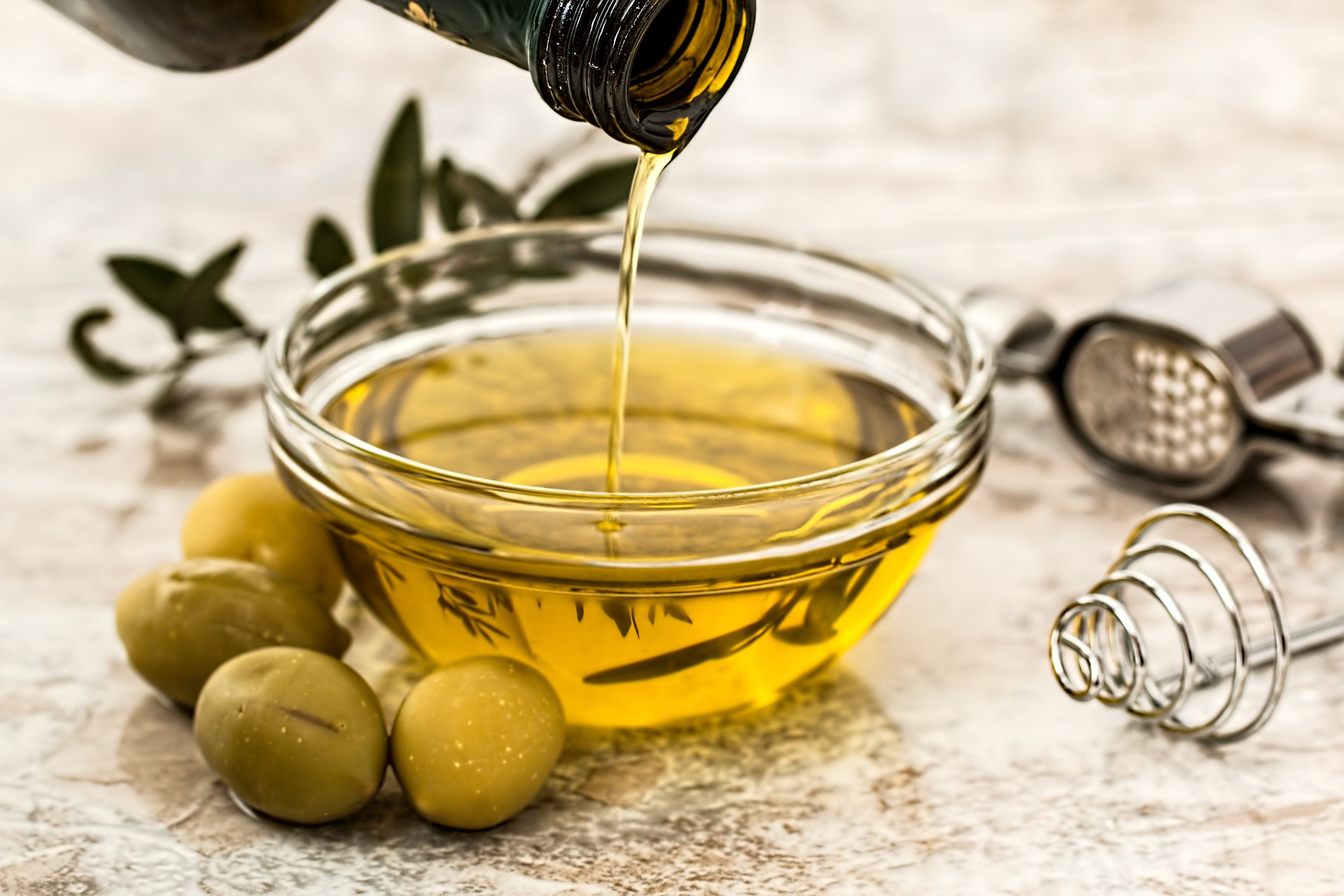 olive oil as healthy food