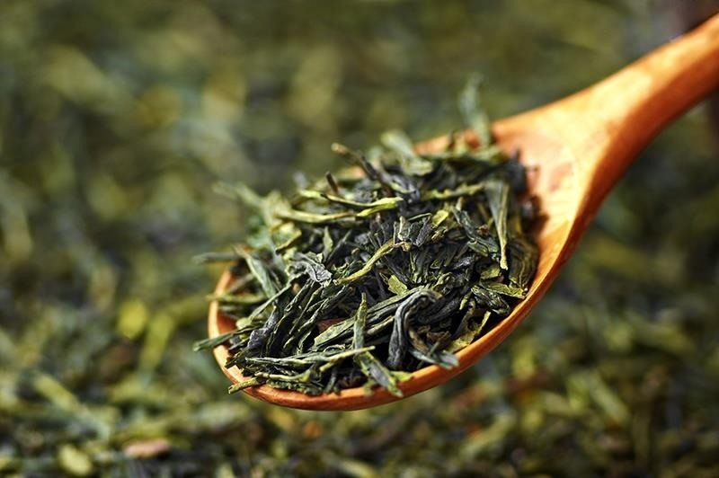 extract fro green tea