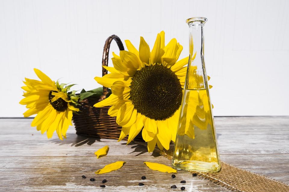 oil from sunflower