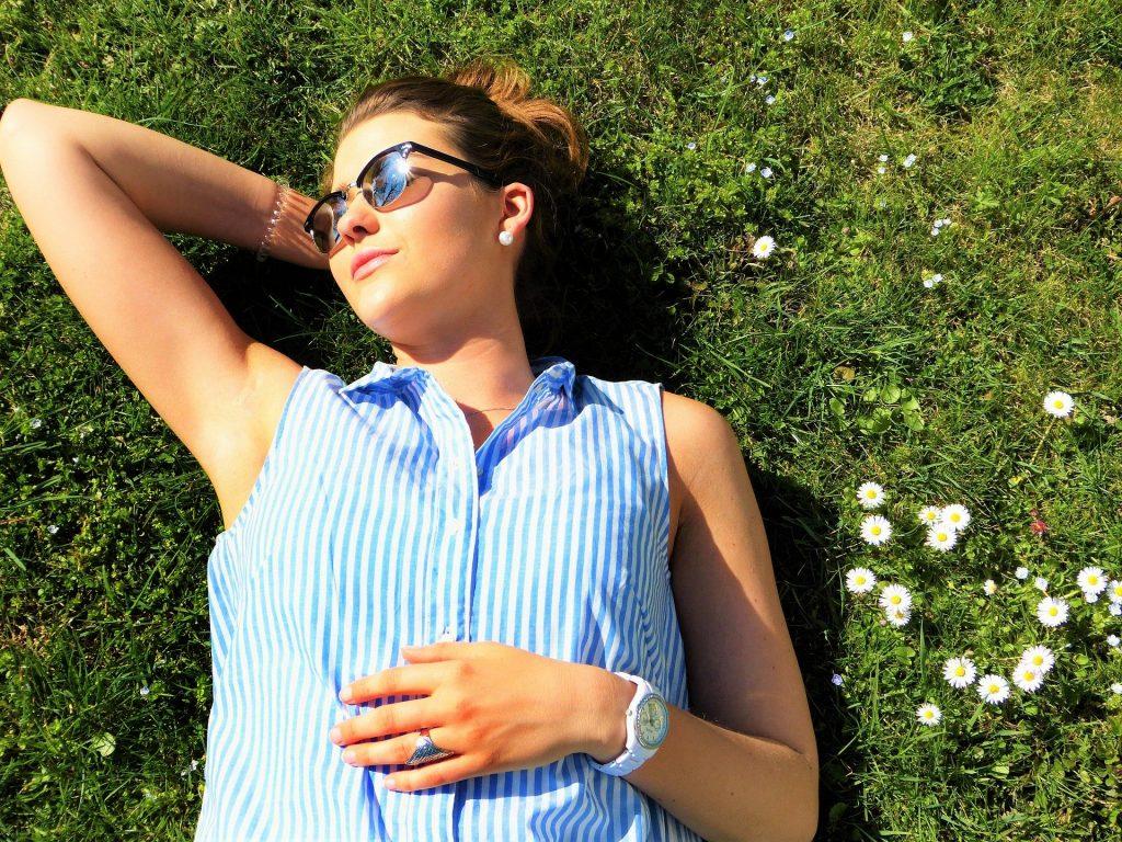 vitamin d and sunbath