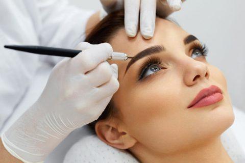 semi permament makeup